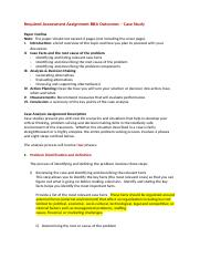 Case Study –Required Assessment Assignment.docx