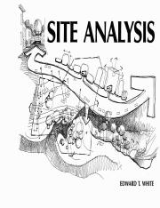 U25aa U205e Edward T White Site Analisis U205e U25aaaf Pdf Edward T White Site Analysis Diagramming Information For Architectural Design Edward T White Course Hero
