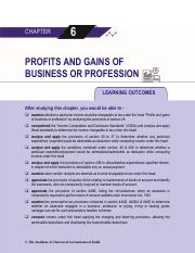 Chapter 6 Profits and Gains of Business or Profession.pdf