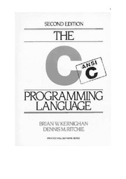 The ANSI C Programming Language