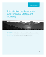 Auditing and Assurance Service 8e - Chapter 1