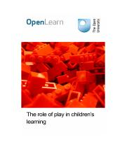 the_role_of_play_in_children_s_learning.doc