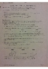 Physics notes Describing Motion with Speed and Velocity