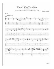 (bruno mars) when i was your man - page 1.jpg