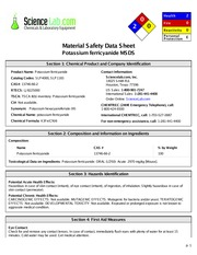 MSDS+for+Potassium+Ferricyanide
