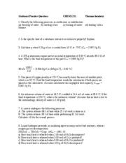thermochemistry-