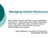14 Managing Human Resources ICON