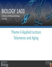 Theme 4 Module 1 and 2 Applied Lecture iol 1A03 Nov 4 TF