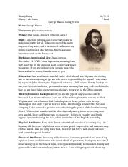 George Mason Profile.docx