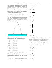 PM Physics Master- -problems