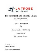 Eshan Supply chain.docx