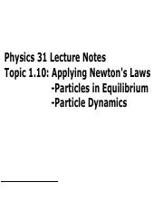 Topic110Applying-Newtons-Laws-Particles-in-Equilibrium-1.pdf