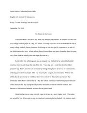 english new media michigan page course hero 4 pages essay 1
