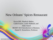 New_Orleans'_Spices_Final_Project1[1] 2.0
