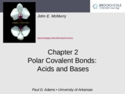 chapter2.Polar Covalent Bonds, Acids and Bases_HZ