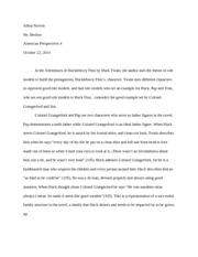 have at least one other person edit your essay about essays on huckleberry finn critical essay essays over 180 000 huckleberry finn critical essay essays huckleberry finn critical essay term papers