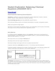 Student Exploration- Waves (ANSWER KEY).docx - Student ...