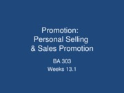 Week_13a_-_Promotion_II_-_Personal_Selli
