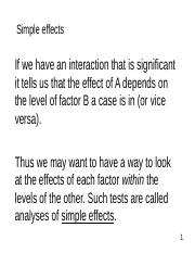 Simple effects.ppt