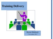 10 Training Delivery_class