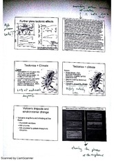 Volcanism and Mass extinctions Lecture Notes 11