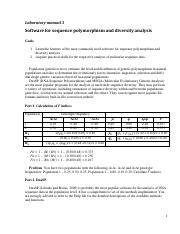 Lab3_Sequence polymorphism analysis.pdf