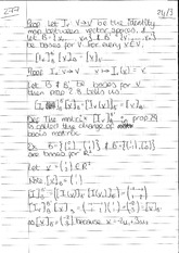 Handwritten lecture notes 13