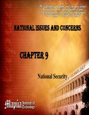 National Issues and Concerns.pdf