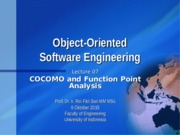 RPL6-2015CoCoMo-SoftwareEstimation.ppt
