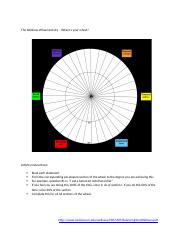 The Wellness Wheel Activity.docx