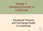 Module 7 Diversity and Leadership - Part 5