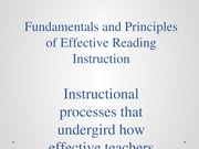 Fundamentals&Principals2014