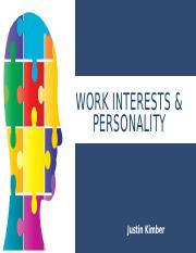 Work Interests Personality.pptx
