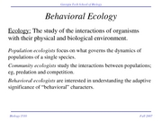 B1510F07_L12_behavioralecology