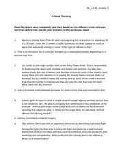 critical thinking 1.03 Activities (3).docx