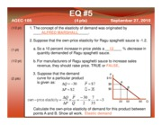 EQ5 answers Fall 2010