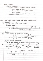Notes on Enzyme Inhibition