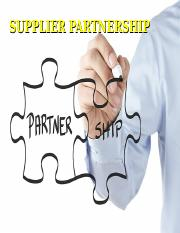 Suppliers-Partnership.ppt