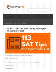 113 SAT Tips and Test Taking Strategies_ The Complete List.pdf