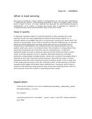 What is load sensing.docx