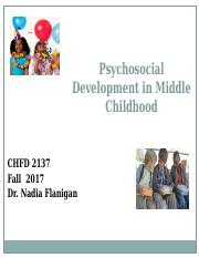 Fall 2017 Psychosocial Development Middle Childhood.pptx
