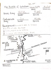 ap us history the battle of antietam notes with visuals