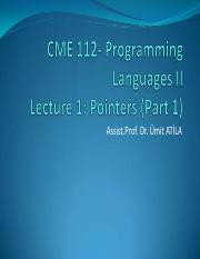 CME 112_Lecture-1_Pointers.pdf
