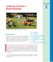 CHAPTER 2   Looking at Data-Relationships