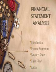 PP Lesson 2 Financial Statement Analysis.ppt