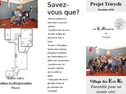 EcoResponsables-ProjetTricycle