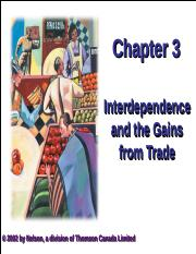 04. Interdependence And The Gains From Trade - Part 2.ppt