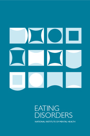 Eating Disorders-- National Institute for Mental Health
