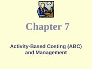 ACCT2302 Chapter 7 Lecture Slides
