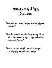 9 Anatomical Changes with Age SEP 28